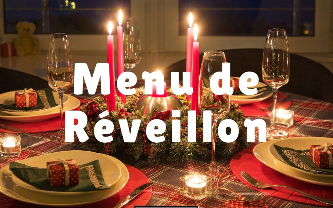 Episode 98 : Menu de réveillon.